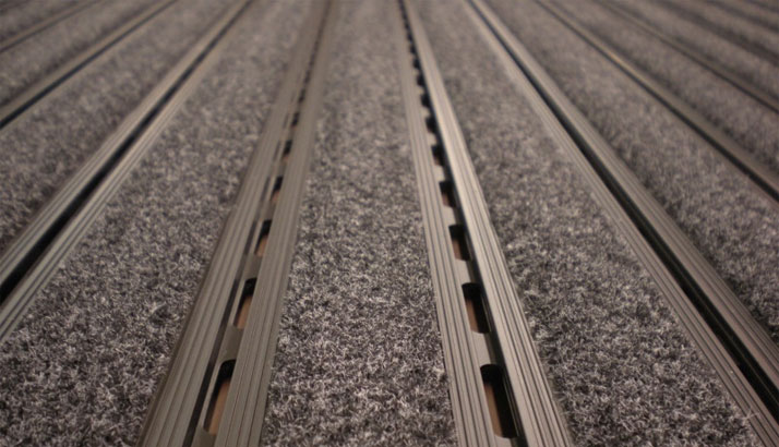 Entrance Floor Mats and Frames | Synergy Building Systems |Building ...