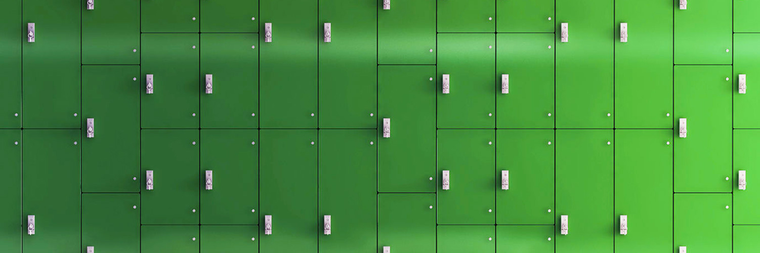 Lockers And Benches Synergy Building Systems