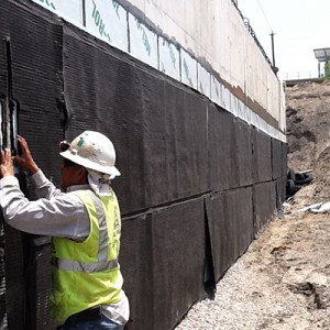 Damproofing And Waterproofing Dubai Synergy Building