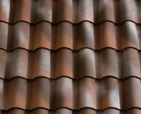 Roof Tile Color - Aphrodite