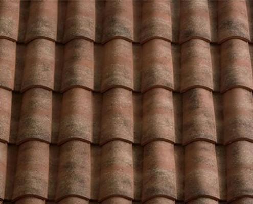 Roof Tile Color - Demeter