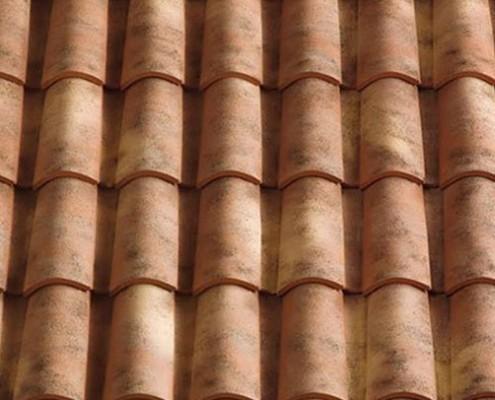 Roof Tile Color - Poseidon
